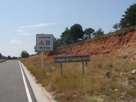 l511--collada-de- Route Photo