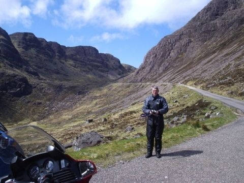 a896--mountain-road- Route Photo