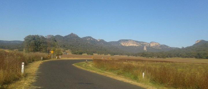 adelaide-to-moranbah-with- Route Photo