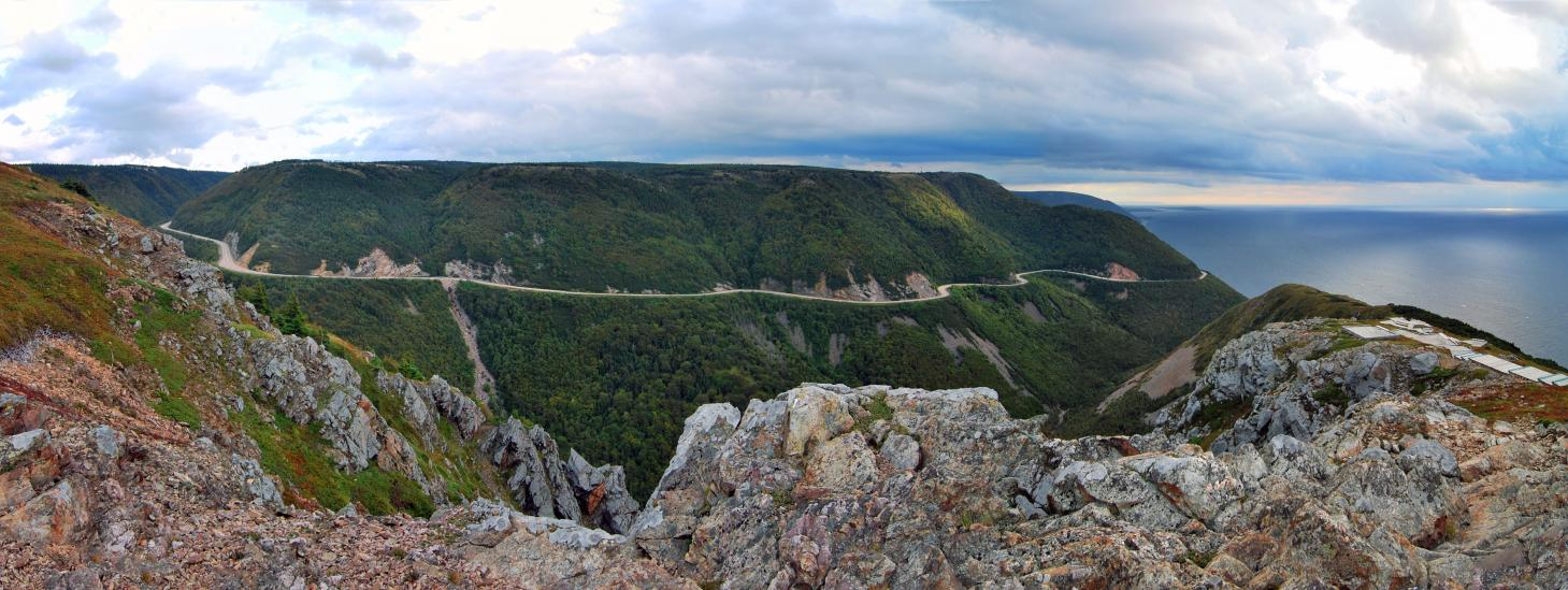 The Cabot Trail (USA_TTC CAN2)